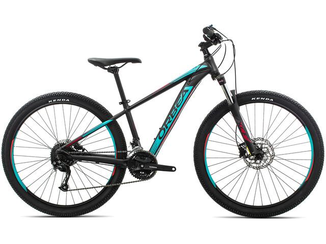 "ORBEA MX XS 40 MTB Hardtail Kinderen 27,5"" zwart/turquoise"